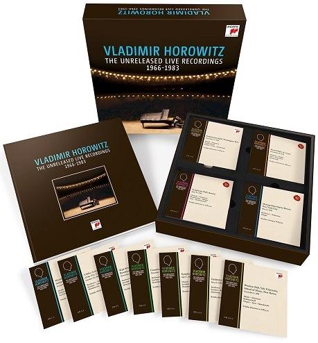 Vladimir Horowitz et Arthur Rubinstein - Page 2 Horowi10