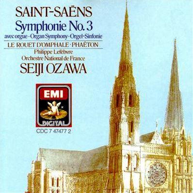 Saint-Saens. La symphonie n°3. Saint-13