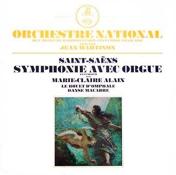 Saint-Saens. La symphonie n°3. Saint-14