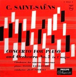 Saint-Saëns - Concertos pour piano  Saint-17