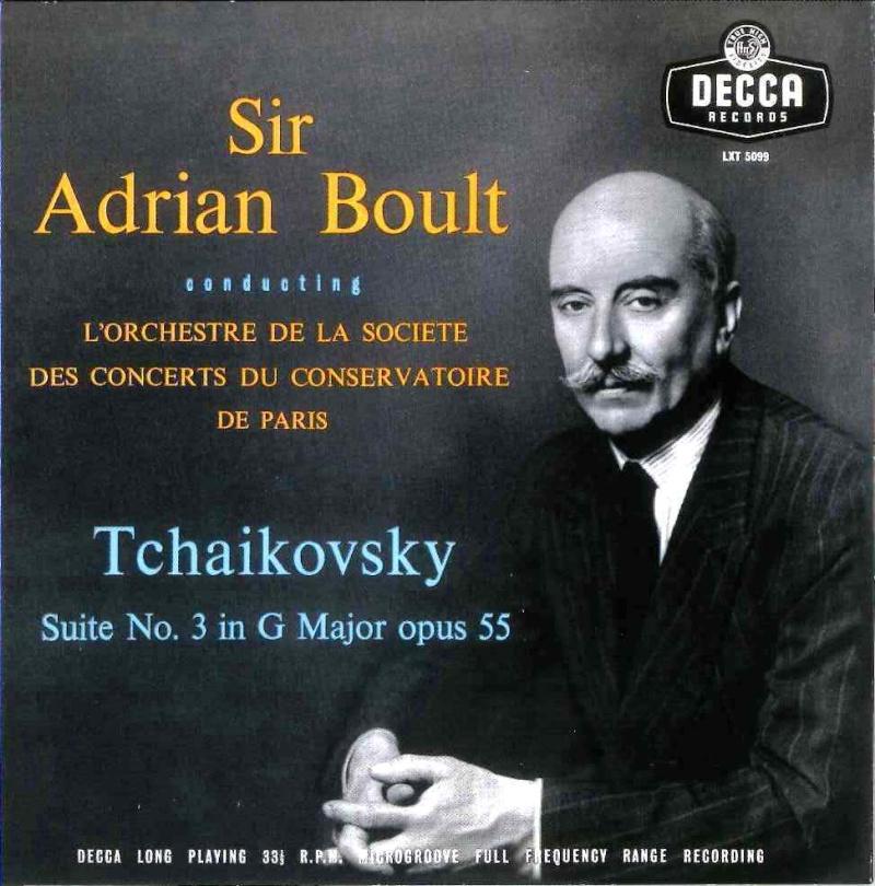 Tchaikovsky : Suites d'orchestre + divers opus symphoniques Tchaik18