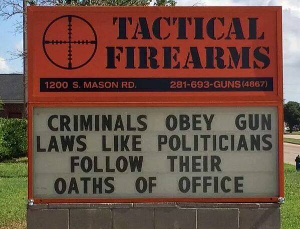 Because ultimately criminals and politicians are the same people. Laws11