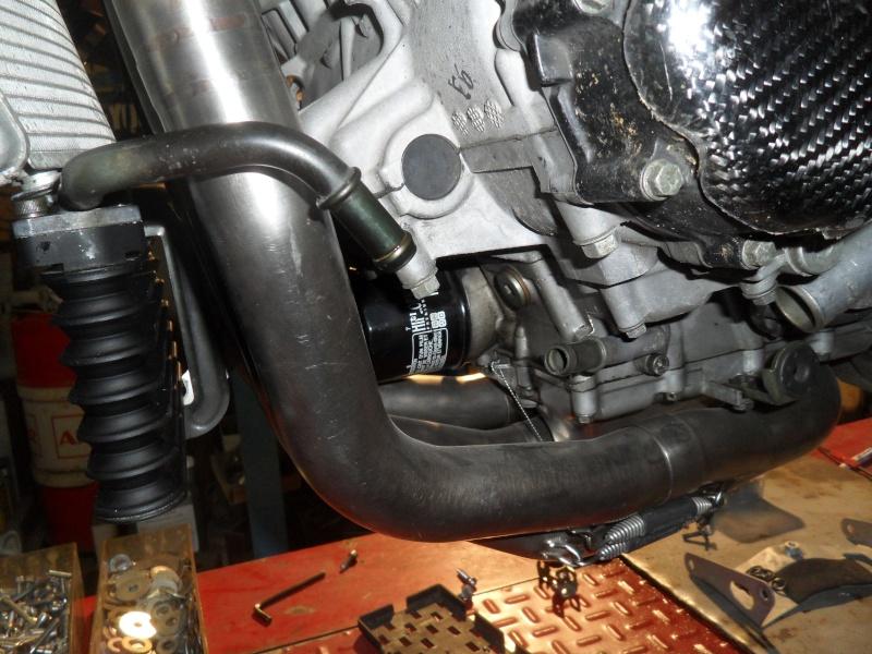 durites radiateur d'huile Sam_9812
