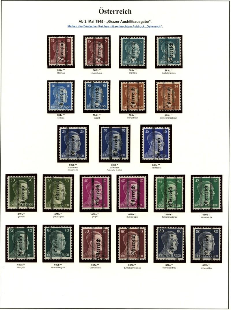 1945 - Grazer Aushilfsausgabe Mai 1945 Img21510