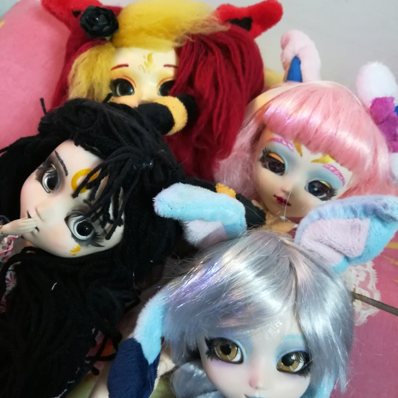 March of dolls 20180358