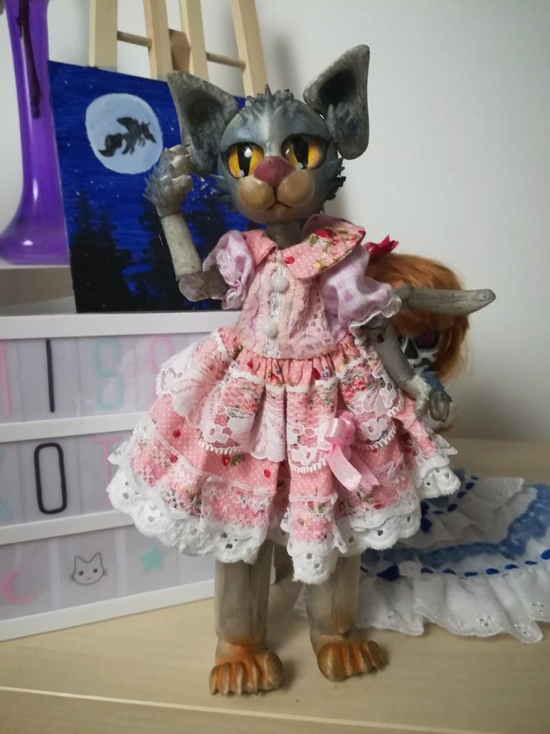 [MissNekotaku]Tiny toons Doll(modélisation et impression 3d) - Page 3 20181211