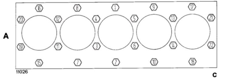joint de culasse moteur fiat 880 5 88010