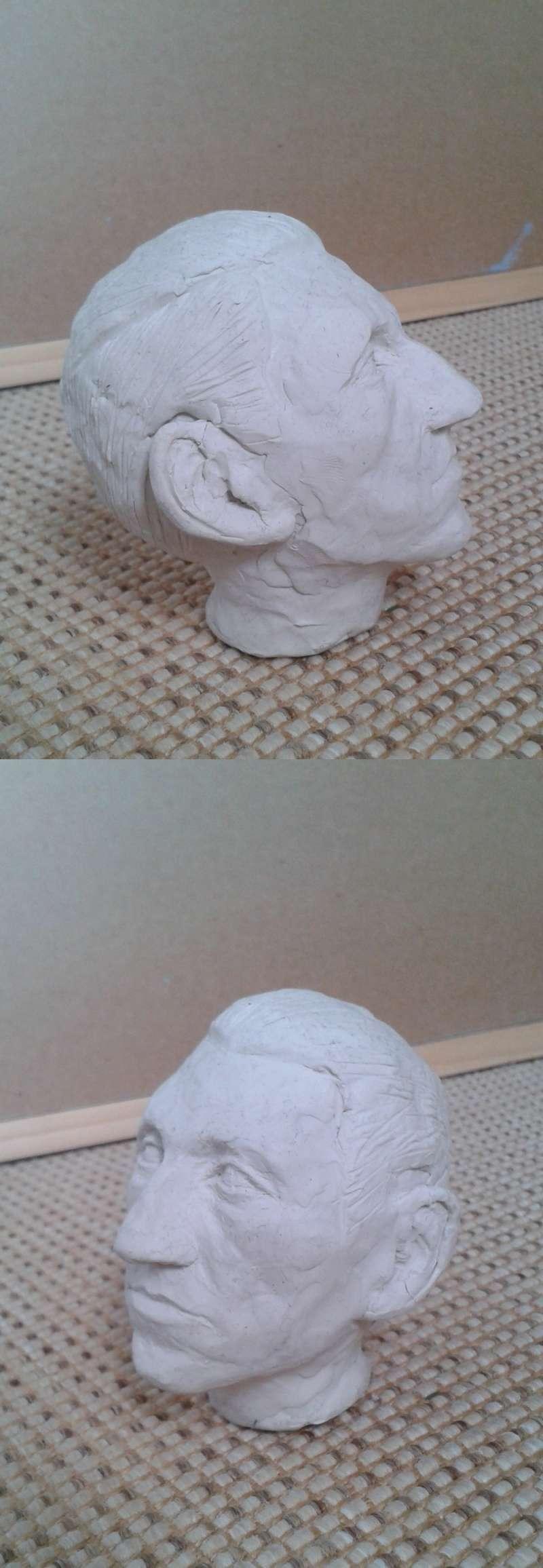 Retrouvailles - sculpture Pozzet15