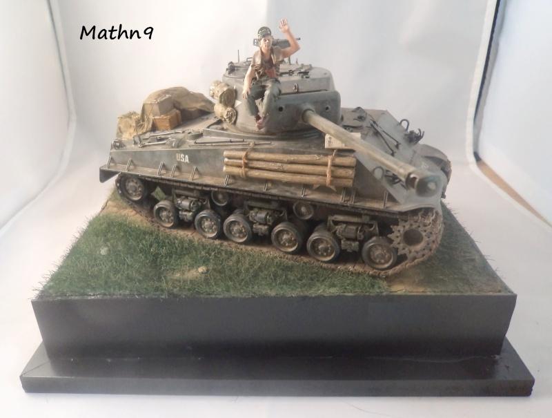 US Sherman M4A3E8 Easy Eight [Asuka Model 1/35] - Page 2 Dsc03310