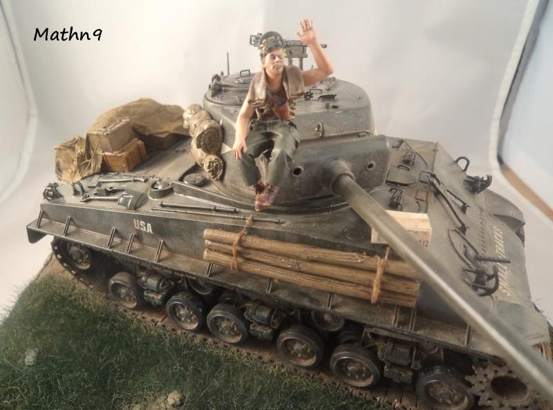 US Sherman M4A3E8 Easy Eight [Asuka Model 1/35] - Page 2 Dsc03311