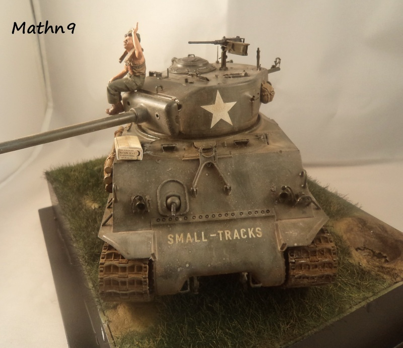 US Sherman M4A3E8 Easy Eight [Asuka Model 1/35] - Page 2 Dsc03312