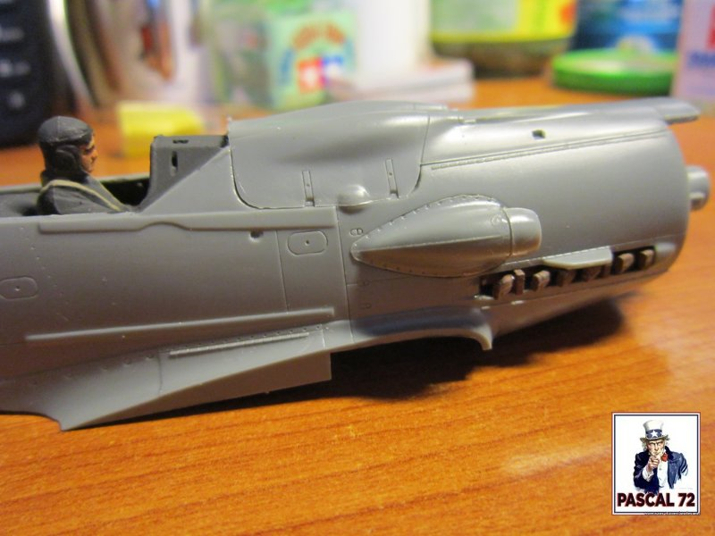 Focke Wulf 190 D9 de Tamiya au 1/ 48 par pascal 72 - Page 2 Img_5010