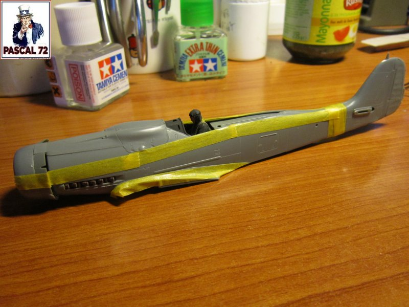 Focke Wulf 190 D9 de Tamiya au 1/ 48 par pascal 72 - Page 2 Img_5016