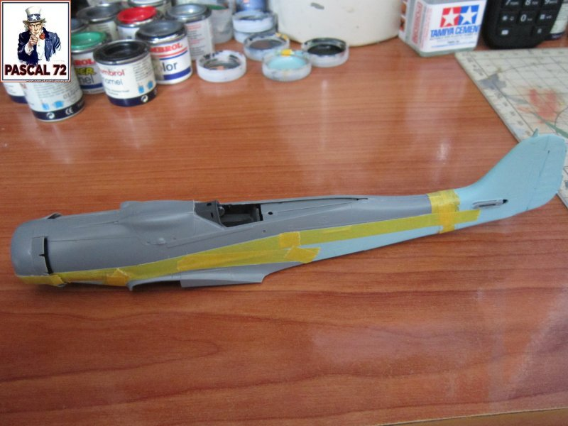 Focke Wulf 190 D9 de Tamiya au 1/ 48 par pascal 72 - Page 2 Img_5020