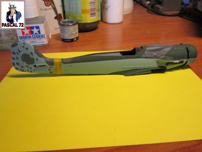 Focke Wulf 190 D9 de Tamiya au 1/ 48 par pascal 72 - Page 3 Img_5034