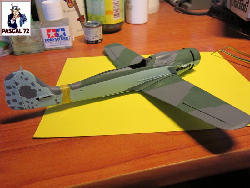 Focke Wulf 190 D9 de Tamiya au 1/ 48 par pascal 72 - Page 3 Img_5038