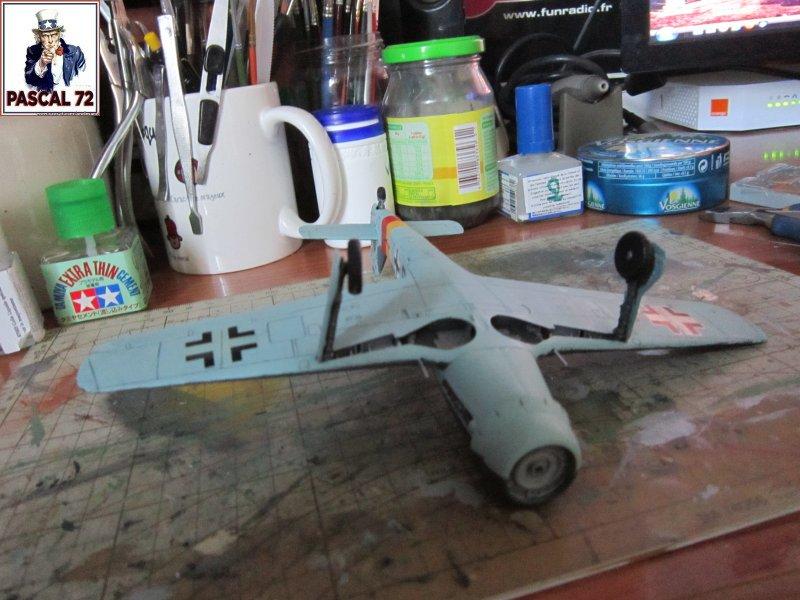 Focke Wulf 190 D9 de Tamiya au 1/ 48 par pascal 72 - Page 4 Img_5114