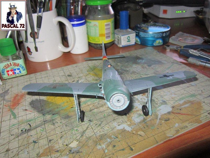 Focke Wulf 190 D9 de Tamiya au 1/ 48 par pascal 72 - Page 4 Img_5116