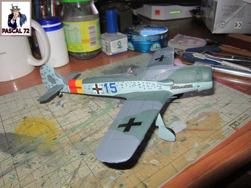 Focke Wulf 190 D9 de Tamiya au 1/ 48 par pascal 72 - Page 4 Img_5117
