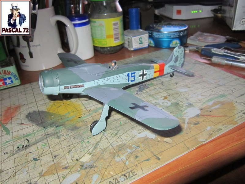 Focke Wulf 190 D9 de Tamiya au 1/ 48 par pascal 72 - Page 4 Img_5118