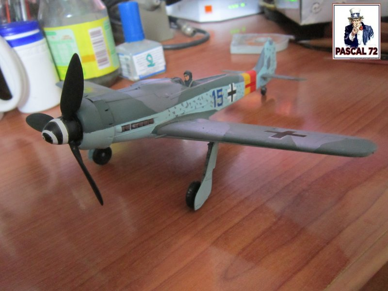 Focke Wulf 190 D9 de Tamiya au 1/ 48 par pascal 72 - Page 4 Img_5119