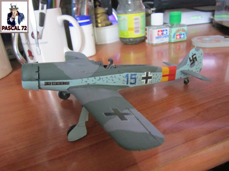 Focke Wulf 190 D9 de Tamiya au 1/ 48 par pascal 72 - Page 4 Img_5120