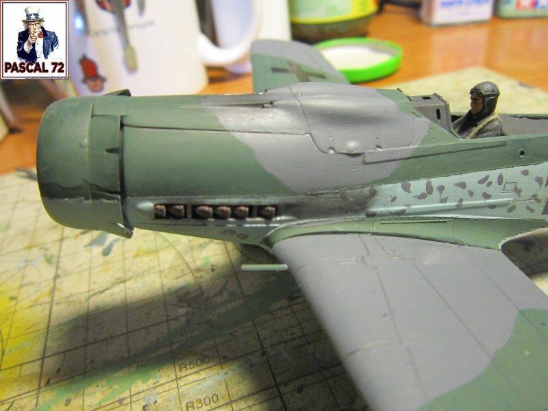 Focke Wulf 190 D9 de Tamiya au 1/ 48 par pascal 72 - Page 4 Img_5122