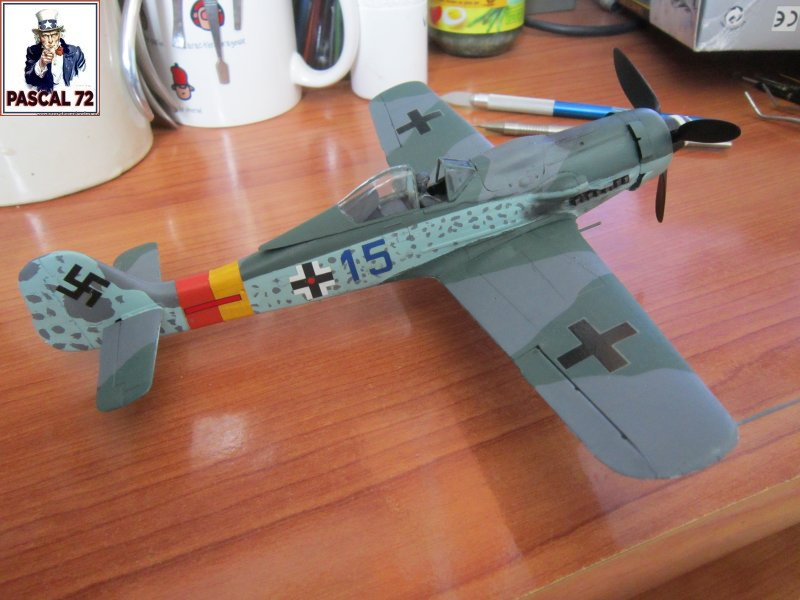 Focke Wulf 190 D9 de Tamiya au 1/ 48 par pascal 72 - Page 4 Img_5128