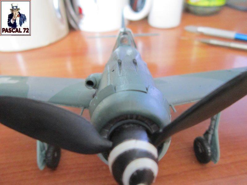 Focke Wulf 190 D9 de Tamiya au 1/ 48 par pascal 72 - Page 4 Img_5130