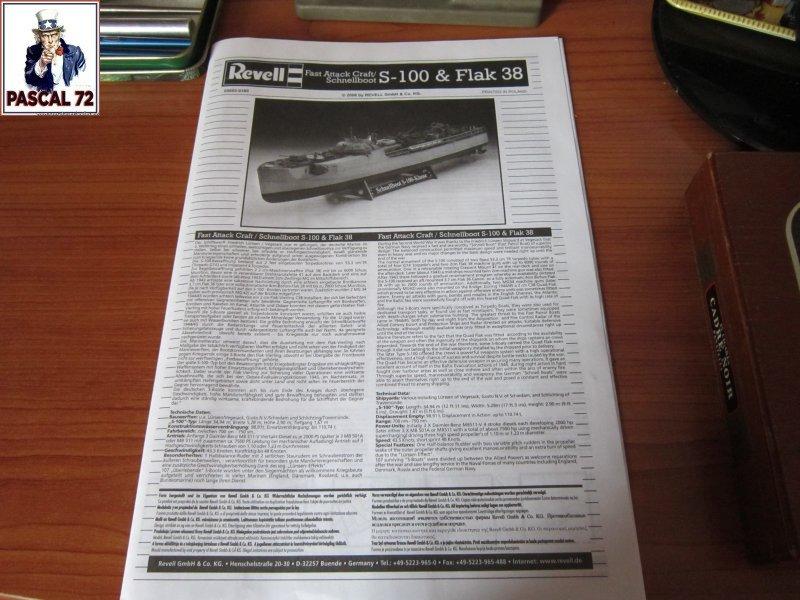 Schnellboote S-100 Flak 38 de Revell au 1/72 par pascal 72 Img_5231