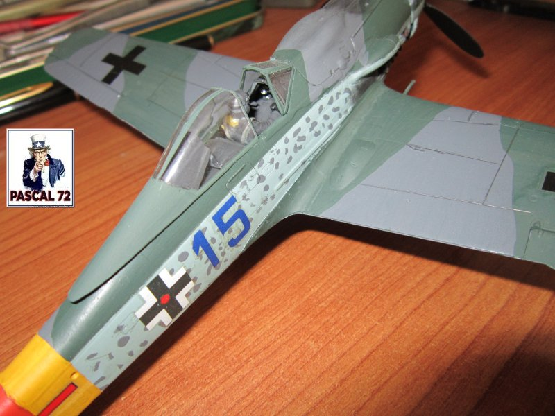 Focke Wulf 190 D9 de Tamiya au 1/ 48 par pascal 72 - Page 4 Img_5315