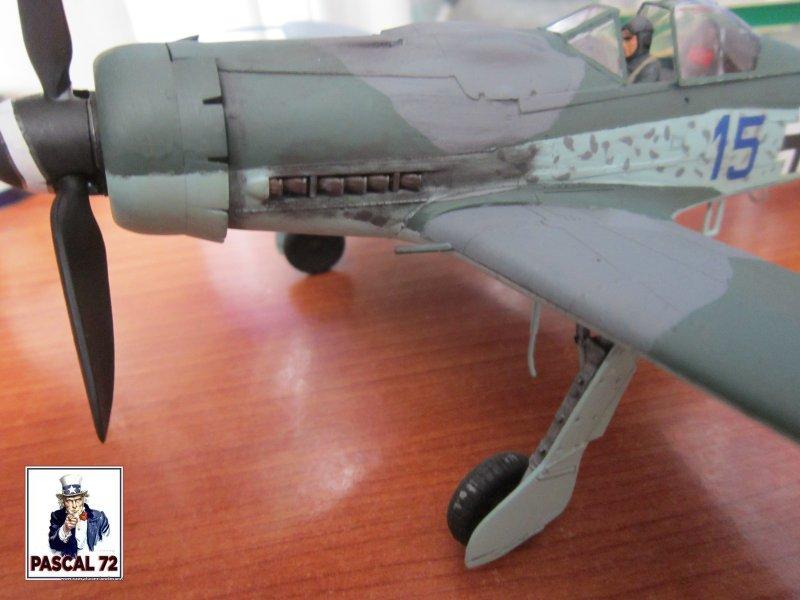 Focke Wulf 190 D9 de Tamiya au 1/ 48 par pascal 72 - Page 4 Img_5318