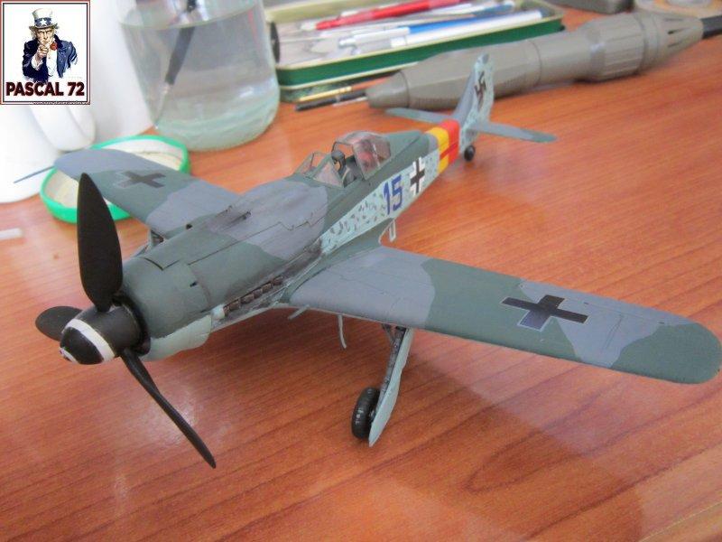 Focke Wulf 190 D9 de Tamiya au 1/ 48 par pascal 72 - Page 4 Img_5319