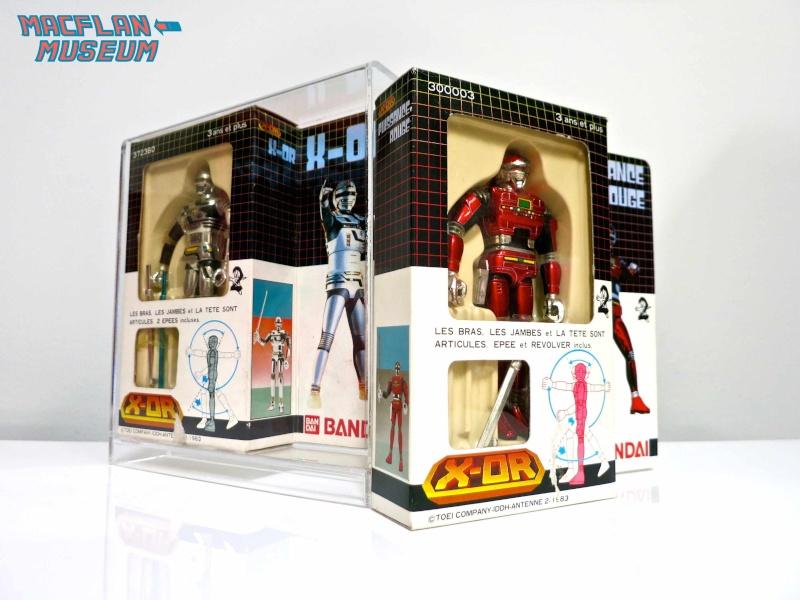 X-OR (Gavan) Sheriff de l'Espace POPY / Bandai - Page 3 X-or_e10