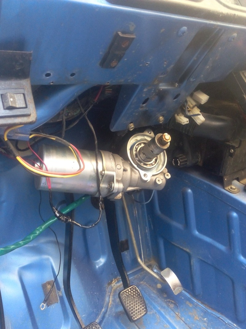 Installation d'une direction assisté électrique sur un LJ80 Img_2014
