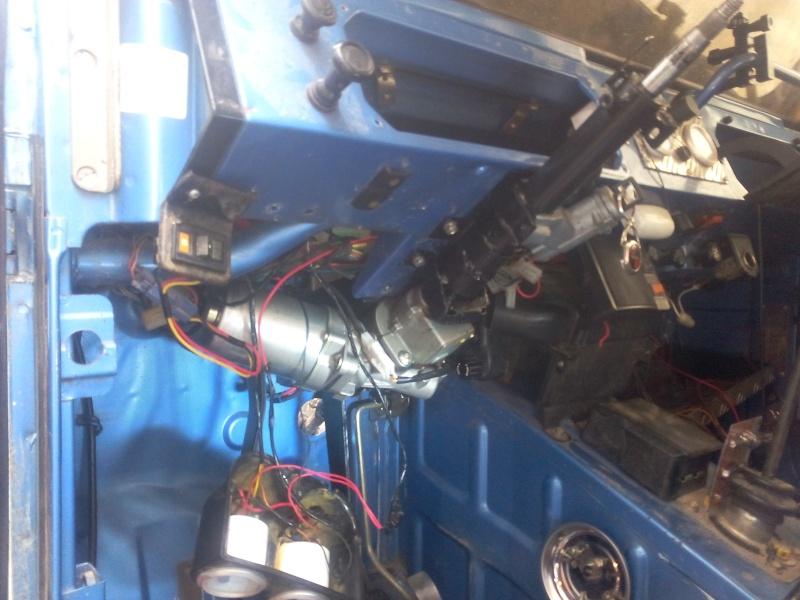 Installation d'une direction assisté électrique sur un LJ80 Img_2023