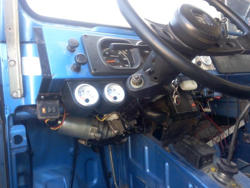 Installation d'une direction assisté électrique sur un LJ80 Img_2026