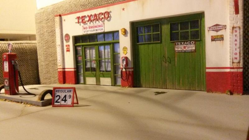 Station service Texaco 1/18 20150926