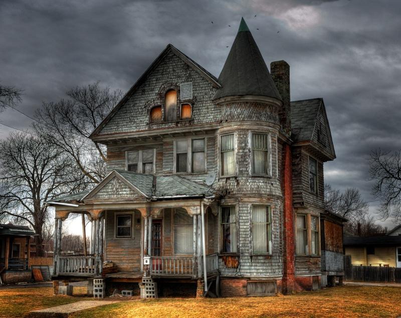 Miller's Mansion ou le manoir de l'horreur...... Haunte10