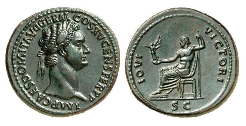 Bronzes antiques regravés : avant - après J510