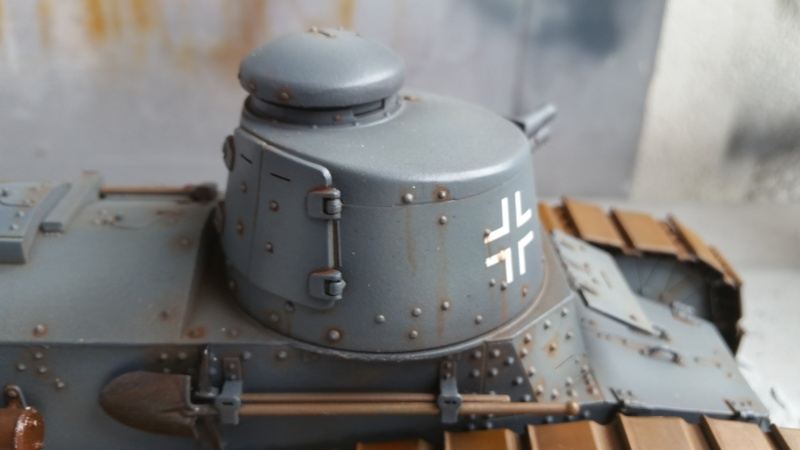 FT 17 Takom - 1/16. la fin. d'autre photos de details - Page 2 20151023
