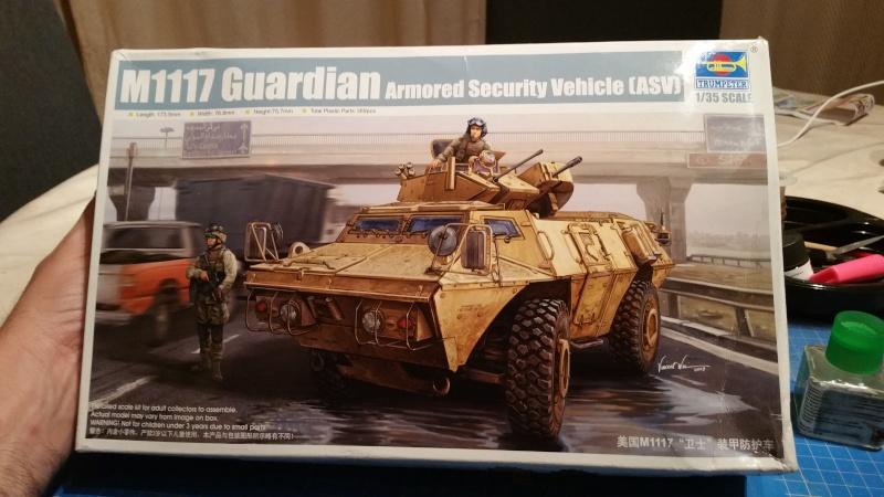 M1117 Guardian 1/35 trumpeter  20151026