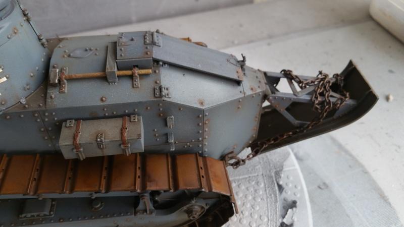 FT 17 Takom - 1/16. la fin. d'autre photos de details - Page 3 20151030