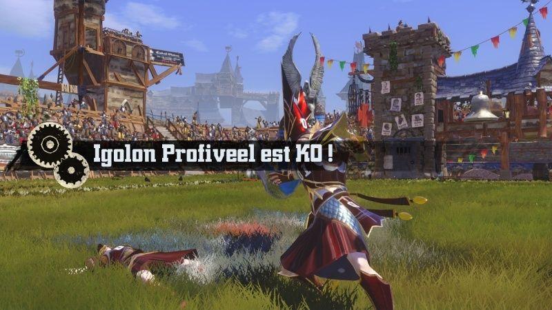 [Gallka] Total-Elf 3-2 Prince de la Mer Rouge [Elender] Sortie11