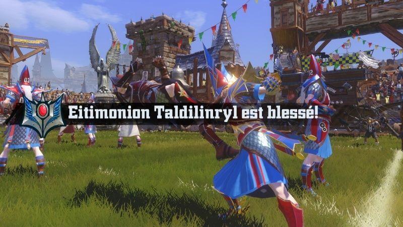 [Gallka] Total-Elf 3-2 Prince de la Mer Rouge [Elender] Sortie14