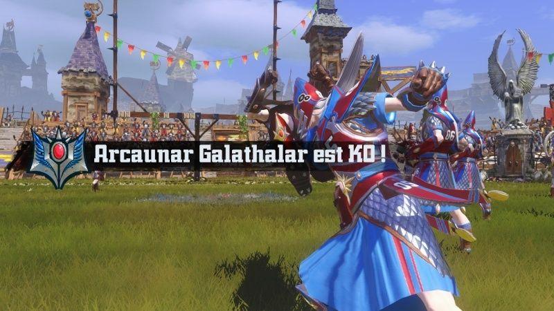[Gallka] Total-Elf 3-2 Prince de la Mer Rouge [Elender] Sortie15