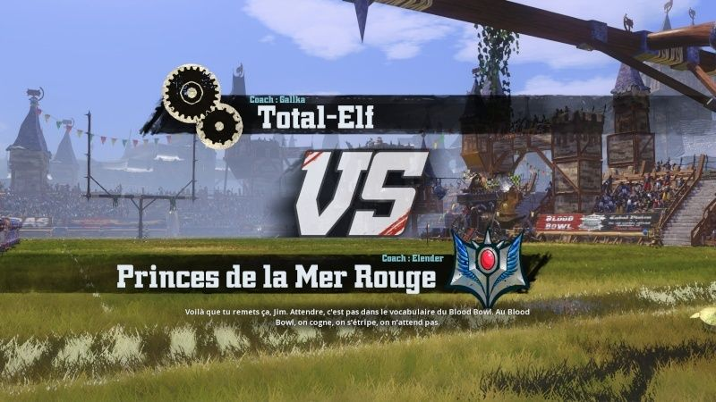 [Gallka] Total-Elf 3-2 Prince de la Mer Rouge [Elender] Start10