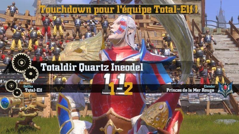 [Gallka] Total-Elf 3-2 Prince de la Mer Rouge [Elender] Td311