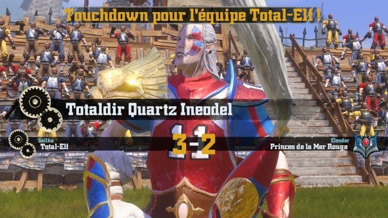 [Gallka] Total-Elf 3-2 Prince de la Mer Rouge [Elender] Td510