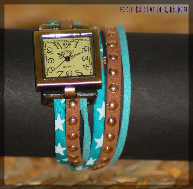 Les montres - 100% Fait-main, au profit de l'ECQ! Img_1717